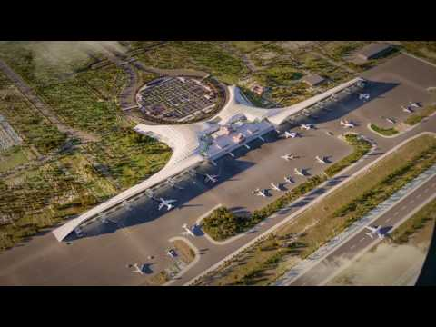 GilBartolome Architects - New Lahore Airport Expansion