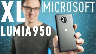 Microsoft Lumia 950 XL: Windows 10 в кармане