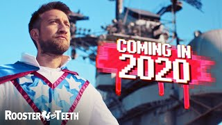 Rooster Teeth 2020: We're Just Getting Started