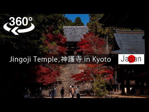 【 Japan-VR 】Jingo-ji