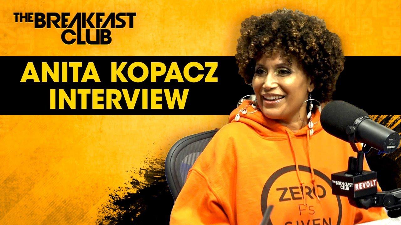 Anita Kopacz On New Novel 'Shallow Waters', Black Ancestry, Healing & Understanding Your Power