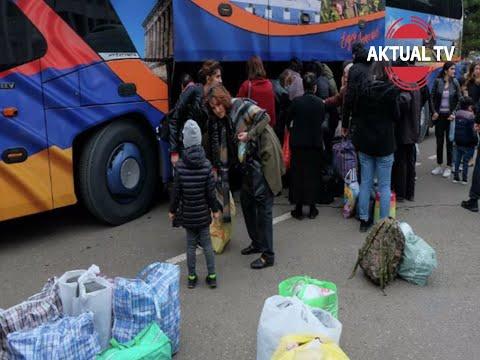 У карабахских армянских семей требуют покинуть общежития в Ереване
