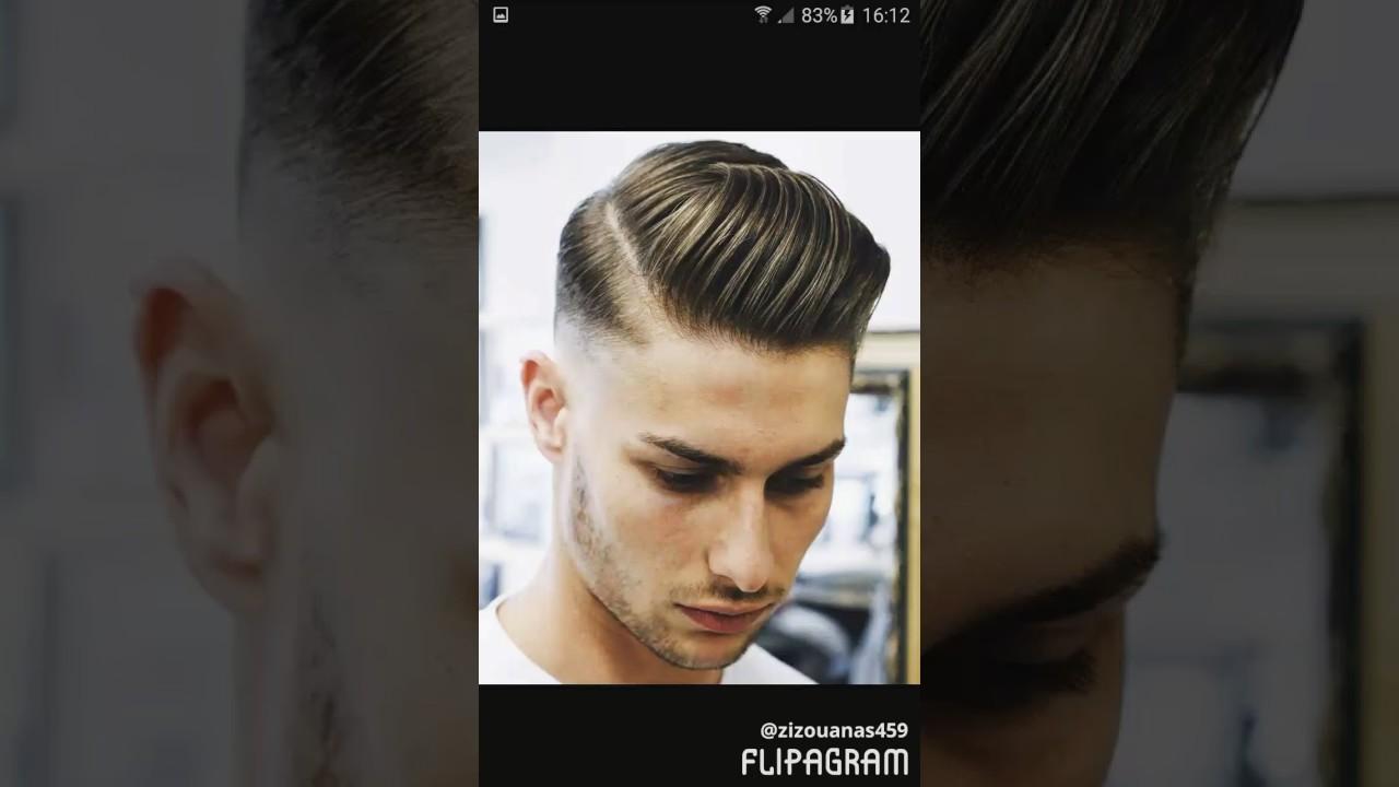 Les nouvelle coupe coiffure moderne 2017 avec monsieur zirar younes youtube - Coiffure moderne 2017 ...