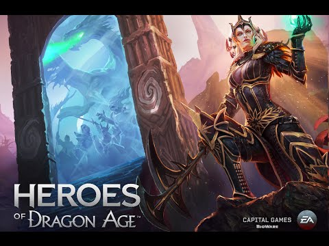Heroes of Dragon Age: Pack Openning #2 |