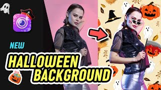Halloween Backgrounds | Photo Editing Tutorial | YouCam Perfect