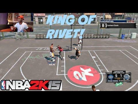 NBA 2K15 | STILL THE KING OF RIVET ! | Mypark - Prettyboyfredo
