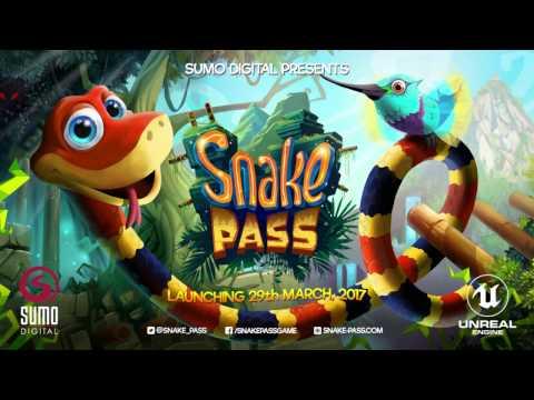 Snake Pass Direct Feed Gameplay Nintendo Switch Nindies GDC 2017