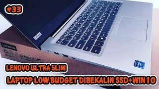 Lenovo Ideapad 120S Ultra Slim - Super Low Budget [UNBOXING & REVIEW]