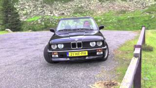 BMW E30 325i CABRIO - 720p HD