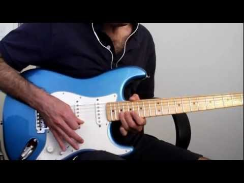 New Fender Standard Stratocaster (MIM) 2011 - Digitech RP 355 Looper - On  the fly loop