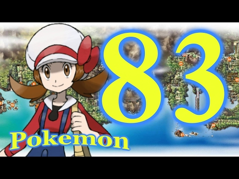 Pokemon Soul Silver Walkthrough Part 83 - DS - Waking Snorlax With Poke Flute Music!