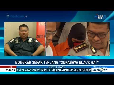 Ini Motif Surabaya Black Hat Retas Situs Di 44 Negara