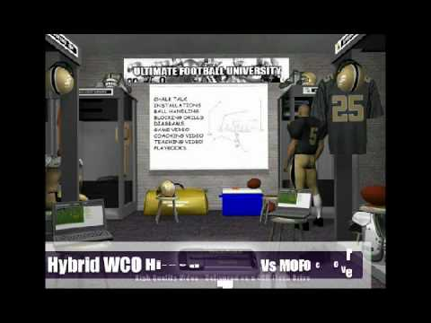 HYBRID WEST COAST OFFENSE-VOL 2- THE FULL SYSTEM
