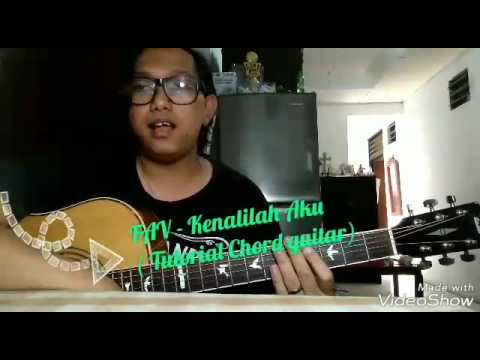 FAV - Kenalilah Aku ( Tutorial Chord Guitar) - YouTube