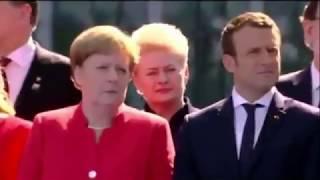 (субтитры) 25.05.2017 Речь Трампа в штаб-квартире НАТО