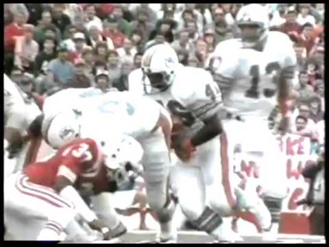 1985 Super Bowl XIX Highlights With Miami Dolphins vs San Francisco 49