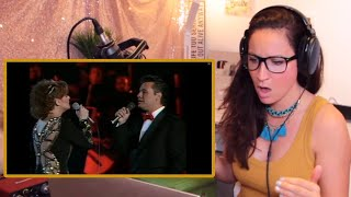 Vocal Coach Reacts - Rocio Durcal, Juan Gabriel - Fue Un Placer Conocerte