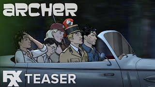Archer | Season 9: Heaven Teaser | FXX