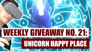 Daydream District Weekly Giveaway No. 21: Unicorn Happy Place