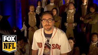 Rob Riggle's 'Hamilton' Parody For Week 1 Of The 2016 NFL Season | FOX NFL SUNDAY