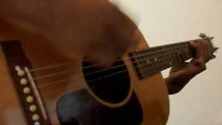 テルミンとギターソロのないショートバージョンでカバーしてみました♪ さすがに歌は別録りですが、キーが限界!というか出ない...^^