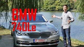 BMW 740 Le - Elon Musk doarme liniștit încă cinci ani- Cavaleria.ro