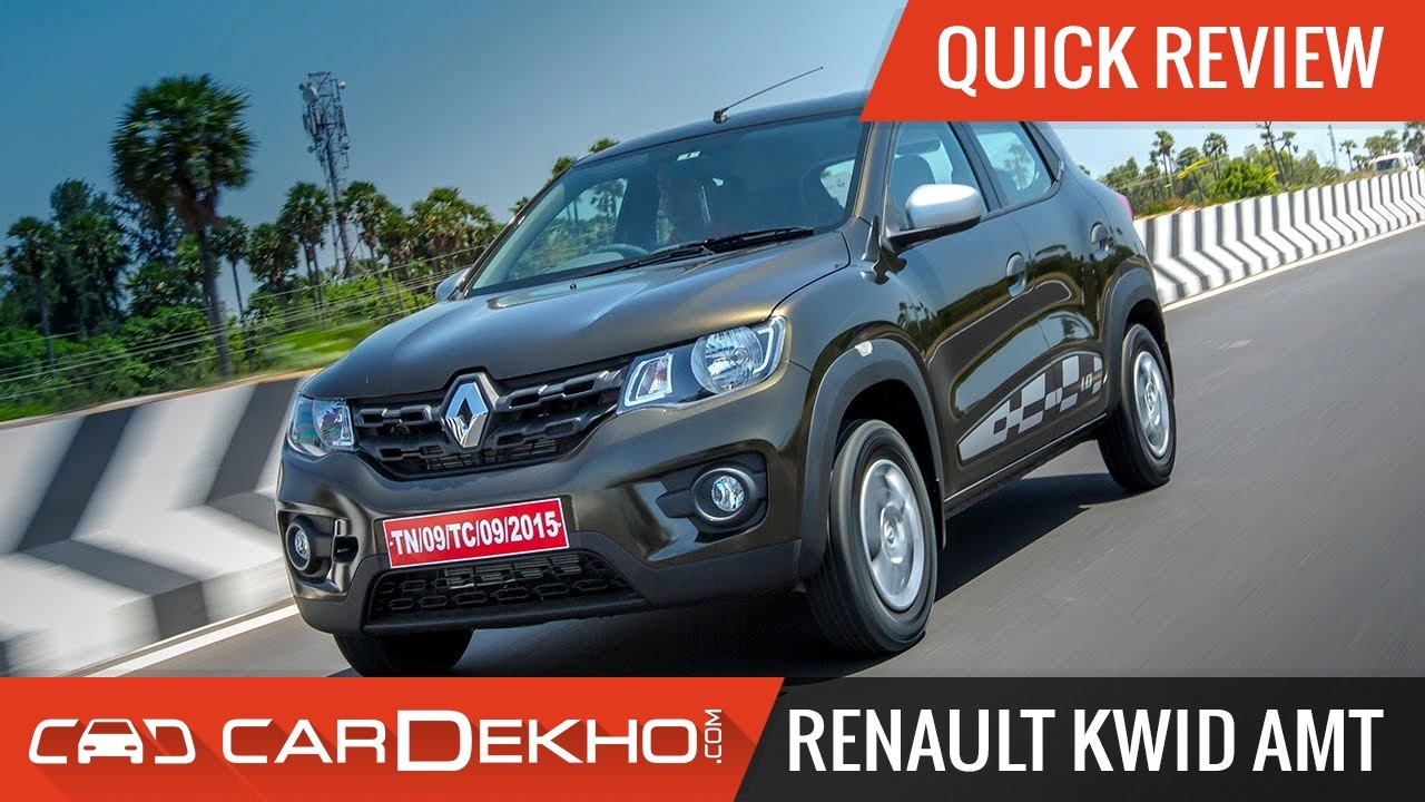 Renault Kwid Rxt Driver Airbag Option On Road Price Petrol