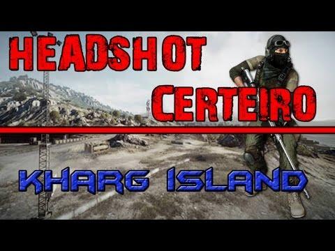 Headshot certeiro #3 - Kharg Island