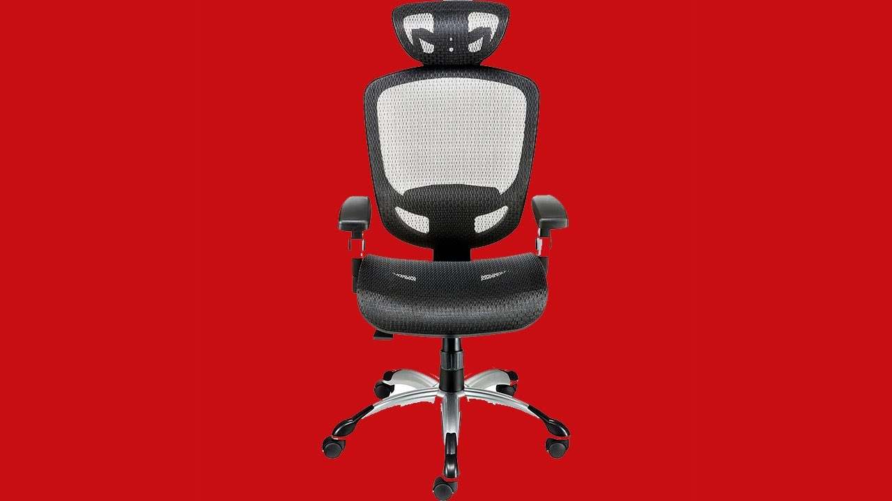 Best Selling Ergonomic Office Chair From Staples Youtube