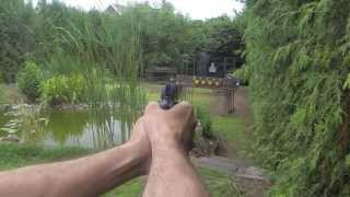 airsoft shooting test of the colt 1911 a1 inokatsu