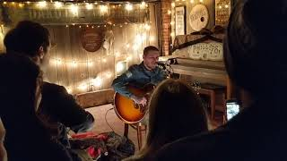 Brian Fallon - A Wonderful Life (Acoustic) - Dakota Tavern - Toronto, ON - 02/07/2018