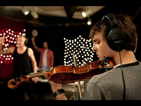 Macklemore & Ryan Lewis - The Town (Live On KEXP)
