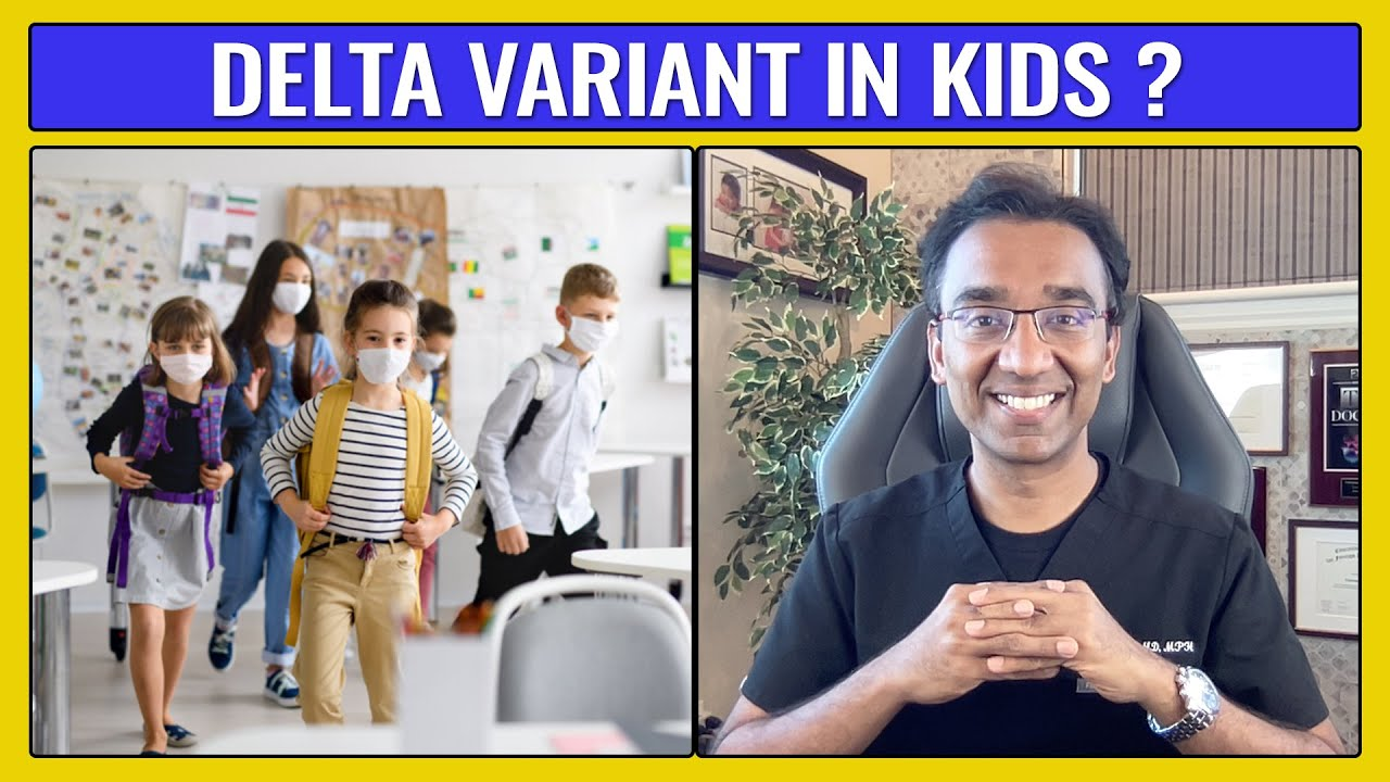 COVID-19 and KIDS: Can you send your kids to school ? ft. Dr. Ambika Chidambaram