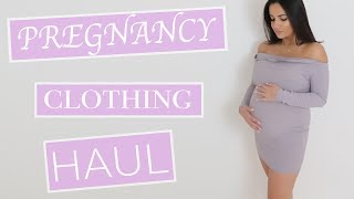 Try On Summer Haul + How to Save Money On Clothes During Pregnancy | Nicole Corrales