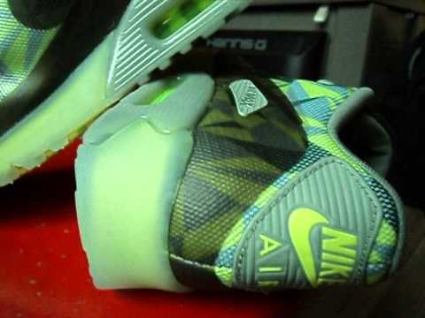 653760c5f3b2 Nike Air Max 90 ICE (HYPERFUSE) - 2014 (Collection)(Volt Mica Green)(ICE  PACK 2014)(Part 48)