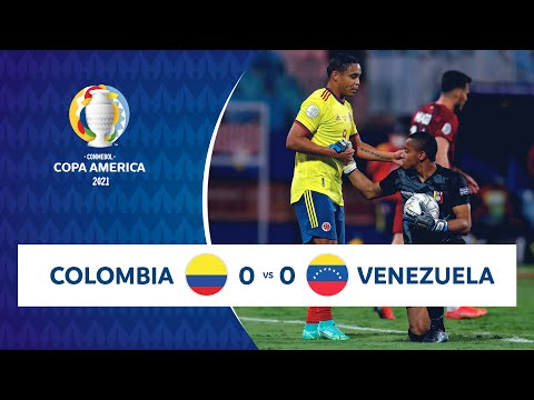 Colombia Venezuela Goals And Highlights