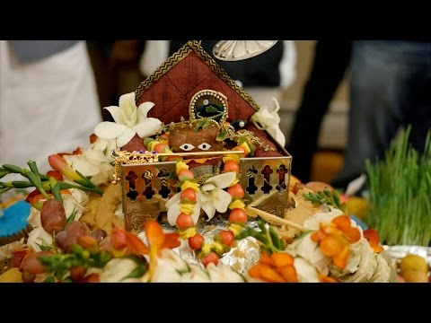 Diwali and Govardhana Puja - ISKCON Boston - 11/11/2015