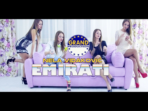 Nela Vidakovic - EMIRATI (Official Video) 2017