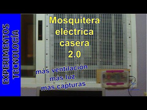 Trampa casera mosquitos 2 0 zika diy youtube - Mosquitera casera ...