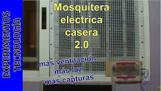 Trampa casera mosquitos 2.0 #Zika #DIY
