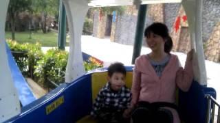 小人國主題樂園 - 搖滾船