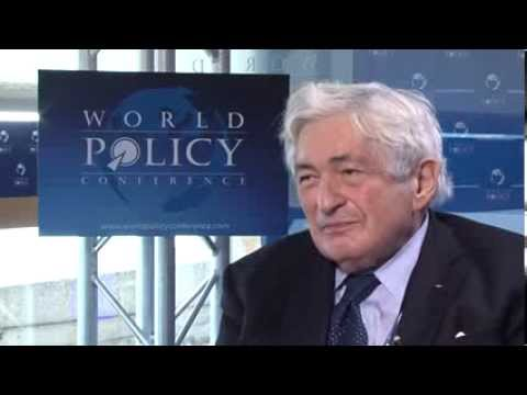 World Policy Conference 2013 - James WOLFENSOHN