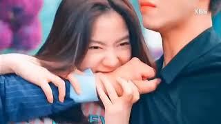 Kuwari Hai tu soniye te mai bhi kuwara    Korean Mix      New song 2019      Cute romantic story   