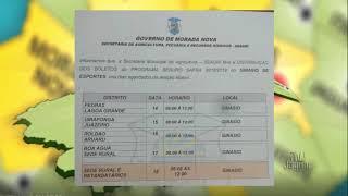 SEAGRI de Morada Nova definiu o calendário de entrega dos boletos do Seguro Safra