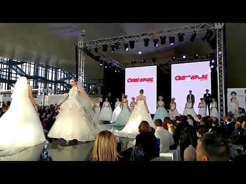Celli Spose_Sfilata Roma Sposa 2018