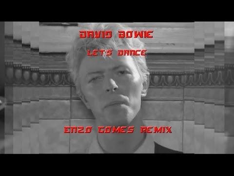 David Bowie's Let's Dance Enzo Gomes remix (video clip)