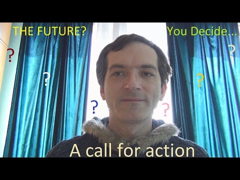 Hirudov YouTube Future? You Decide (Call For Action) In 3D