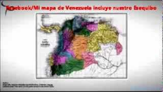 Parte de la Historia entre Guyana y Venezuela (Wiki) en Inglés