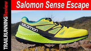 Salomon Sense Escape Review
