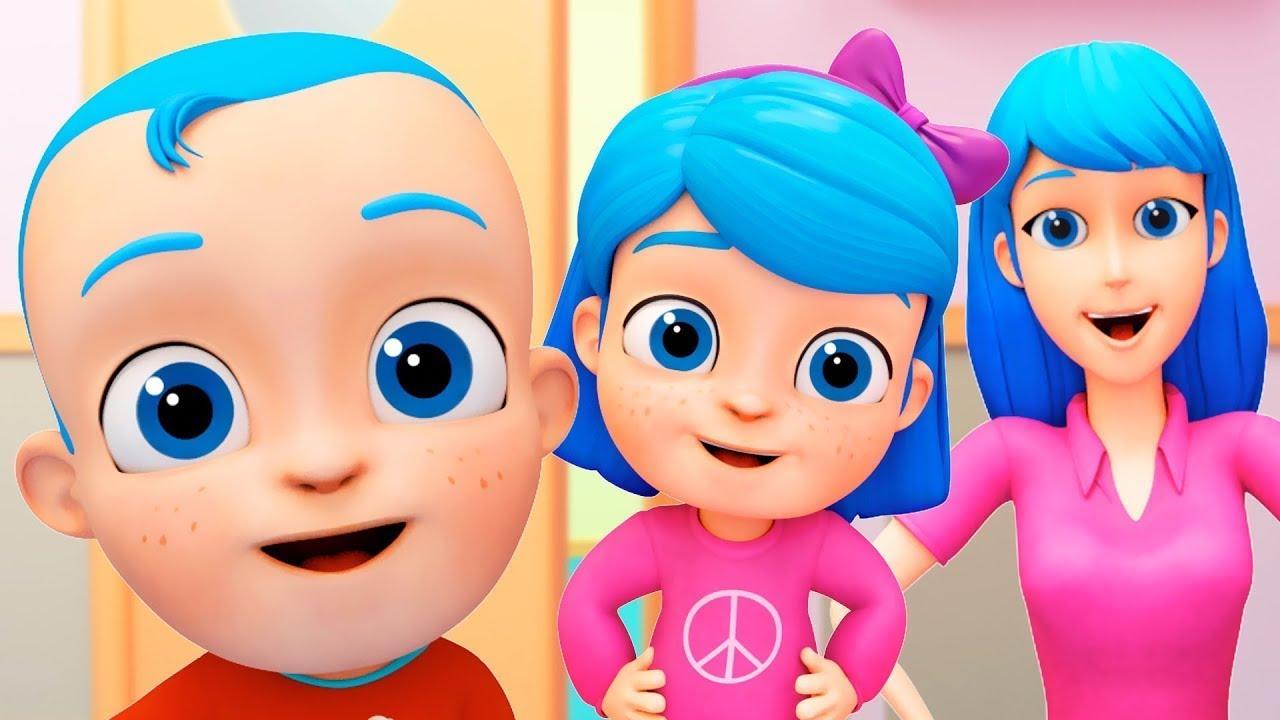 Lela Es Mi Pelela - Canciones de La Familia Blu | El Reino Infantil
